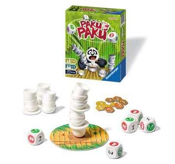 Paku Paku Jeux;Jeux de cartes - Image 2 - Ravensburger