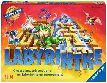 Labyrinthe Jeux;Jeux de société pour la famille - Image 1 - Ravensburger
