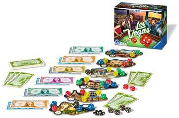 Las Vegas Jeux de société;Jeux famille - Image 5 - Ravensburger