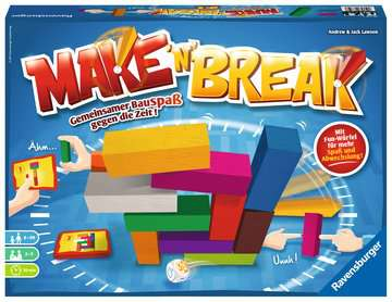 26750 Familienspiele Make  n  Break  17 von Ravensburger 1