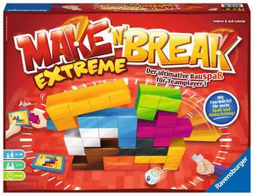 26751 Familienspiele Make  n  Break Extreme von Ravensburger 1