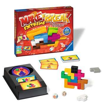 26751 Familienspiele Make  n  Break Extreme von Ravensburger 2