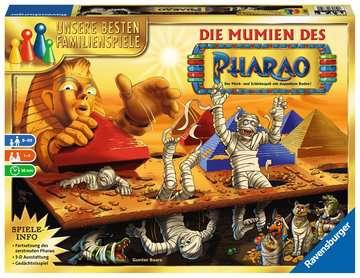 26752 Familienspiele Die Mumien des Pharao von Ravensburger 1