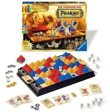 26752 Familienspiele Die Mumien des Pharao von Ravensburger 2