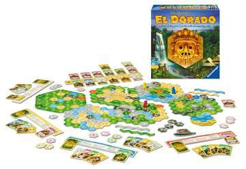 The Quest for EL DORADO Games;Family Games - image 2 - Ravensburger