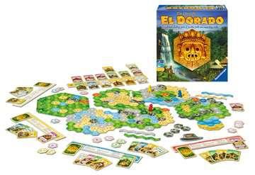 The Quest for EL DORADO Games;Family Games - image 2 - Ravensburger