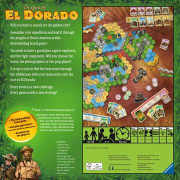 The Quest for EL DORADO Games;Family Games - image 3 - Ravensburger