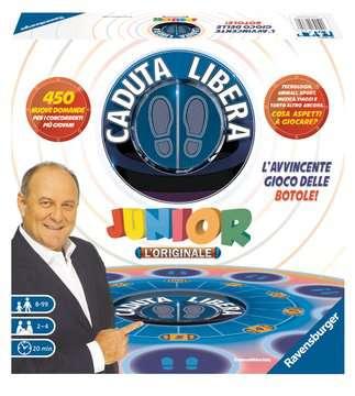 Caduta Libera Junior Giochi;Tv games - immagine 1 - Ravensburger