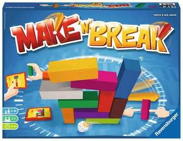 Make `n Break Spellen;Spellen voor het gezin - image 1 - Ravensburger