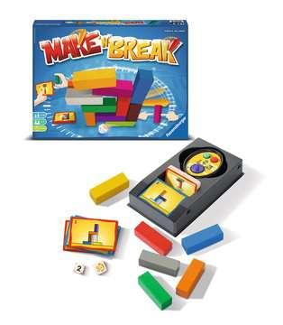 Make `n Break Spellen;Spellen voor het gezin - image 3 - Ravensburger