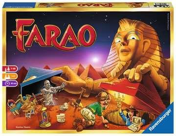 Pharao Spil;Familiespil - Billede 1 - Ravensburger