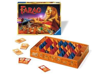 Pharao Spil;Familiespil - Billede 2 - Ravensburger