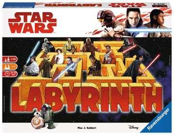 STAR WARS Labyrinth Giochi;Giochi di società - immagine 1 - Ravensburger