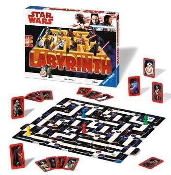 STAR WARS Labyrinth Juegos;Juegos de familia - imagen 2 - Ravensburger
