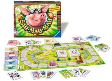 Sau Mau Mau Spiele;Familienspiele - Bild 2 - Ravensburger