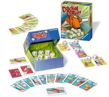 Dackel drauf! Spiele;Familienspiele - Bild 2 - Ravensburger