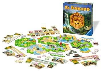 El Dorado (ALEA) Jeux de société;Jeux famille - Image 2 - Ravensburger