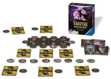 Vampire pour une Nuit Jeux de société;Jeux famille - Image 2 - Ravensburger