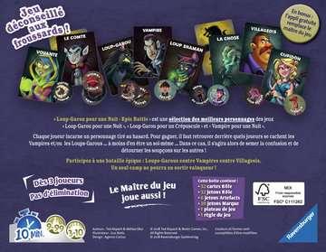 Loup-Garou pour une Nuit - Epic Battle Jeux de société;Jeux adultes - Image 2 - Ravensburger