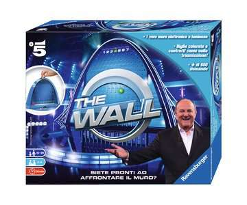 The Wall Giochi;Tv games - immagine 1 - Ravensburger