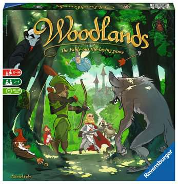 Woodlands Games;Family Games - image 1 - Ravensburger