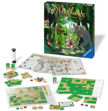 Woodlands Games;Family Games - image 2 - Ravensburger