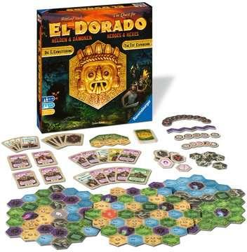 26790 Familienspiele Wettlauf nach El Dorado - Helden und Dämonen von Ravensburger 2