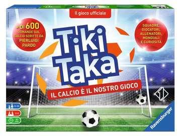 Tiki Taka Giochi;Tv games - immagine 1 - Ravensburger