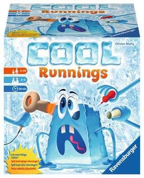 Cool Runnings Spil;Familiespil - Billede 1 - Ravensburger