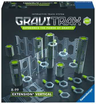 GraviTrax PRO Set d Extension Vertical GraviTrax;GraviTrax sets d'extension - Image 1 - Ravensburger