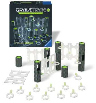 GraviTrax PRO Set d Extension Vertical GraviTrax;GraviTrax sets d'extension - Image 4 - Ravensburger