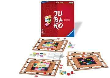 Jubako Games;Family Games - image 2 - Ravensburger