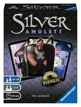 26826 Kartenspiele Silver Amulett von Ravensburger 1