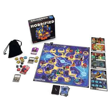 Horrified: Universal Monsters Games;Strategy Games - image 2 - Ravensburger