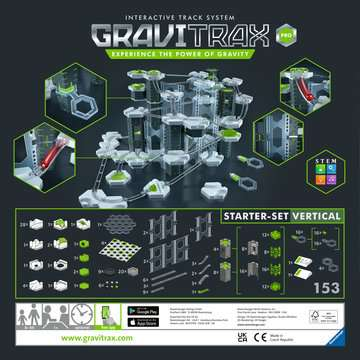 26832 GraviTrax® Starter-Set GraviTrax PRO Starter-Set Vertical von Ravensburger 2