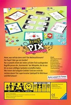 26836 Familienspiele Krazy Pix von Ravensburger 2