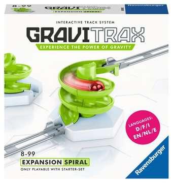 Ravensburger - 26838 Gravitrax Espiral - Juegos de construcción para niños, Juego CTIM, 1+ Jugadores, Edad recomendada 8+ GraviTrax;GraviTrax Accesorios - imagen 1 - Ravensburger