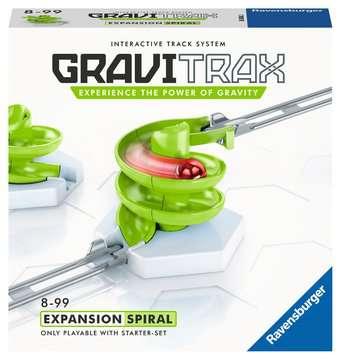 Ravensburger - 26838 Gravitrax Espiral - Juegos de construcción para niños, Juego CTIM, 1+ Jugadores, Edad recomendada 8+ GraviTrax;GraviTrax Accesorios - imagen 2 - Ravensburger