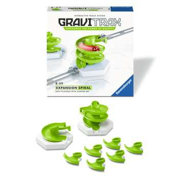 Ravensburger - 26838 Gravitrax Espiral - Juegos de construcción para niños, Juego CTIM, 1+ Jugadores, Edad recomendada 8+ GraviTrax;GraviTrax Accesorios - imagen 3 - Ravensburger