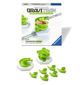 Ravensburger - 26838 Gravitrax Espiral - Juegos de construcción para niños, Juego CTIM, 1+ Jugadores, Edad recomendada 8+ GraviTrax;GraviTrax Accesorios - imagen 4 - Ravensburger