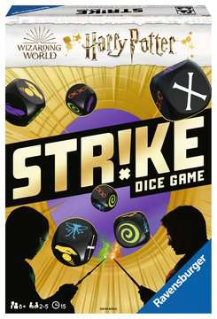 Harry Potter™ Strike Dice Game Games;Family Games - image 1 - Ravensburger
