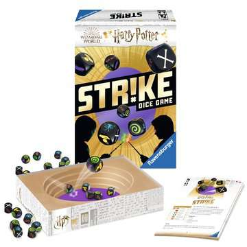 Harry Potter™ Strike Dice Game Games;Family Games - image 4 - Ravensburger
