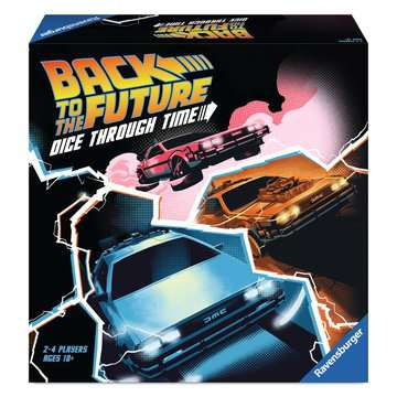 Back to the Future Games;Strategy Games - image 1 - Ravensburger