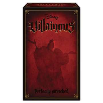 Disney Villainous - Perfectly Wretched Expansion Pack Games;Strategy Games - image 1 - Ravensburger