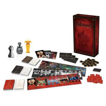 Disney Villainous - Perfectly Wretched Expansion Pack Games;Strategy Games - image 2 - Ravensburger