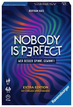 26846 Erwachsenenspiele Nobody is Perfect Extra Edition von Ravensburger 1