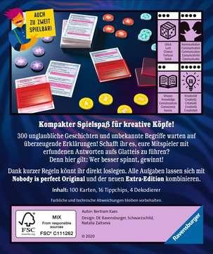 26847 Erwachsenenspiele Nobody is perfect Mini Edition von Ravensburger 2