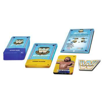 WWE Legends Royal Rumble® Card Game Games;Family Games - image 2 - Ravensburger