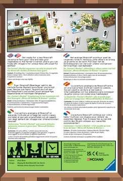 Minecraft Builders & Biomes Farmers Market uitbreiding Spellen;Volwassenspellen - image 2 - Ravensburger