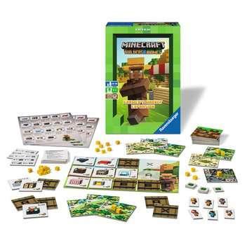 Minecraft Builders & Biomes Farmers Market uitbreiding Spellen;Volwassenspellen - image 3 - Ravensburger